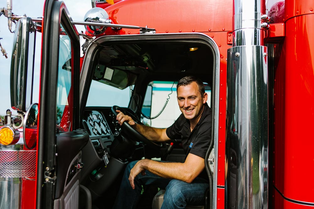 Ryan – President for RGM Transport
